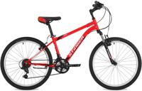 Купить Велосипед горный Stinger Caiman , цвет: красный, 24 , рама 12, 5 , Велосипеды