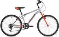 Купить Велосипед горный Stinger Defender , цвет: серый, 24 , рама 12, 5 , Велосипеды