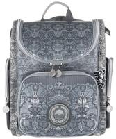 Купить Grizzly Рюкзак школьный с мешком цвет серый, ООО Фаст-Текс , Ранцы и рюкзаки