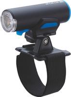 Купить Фонарь велосипедный BBB ScoutCombo 200 Lumen LED , передний, цвет: черный, синий, Велофары и фонари