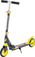 Купить Самокат Ridex Neo , 2-колесный, цвет: черный, желтый, 145 мм, Самокаты