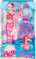 Купить ToysLab Ася Игровой набор с куклой Волшебная Русалочка 28 см 35077, ToysLab Entertainment LTD., Куклы и аксессуары