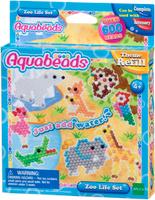 Купить Aquabeads Набор для изготовления игрушек Зверюшки в зоопарке, Игрушки своими руками