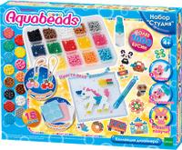 Купить Aquabeads Набор для изготовления игрушек Коллекция дизайнера, Игрушки своими руками