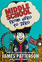 Купить Middle School: From Hero to Zero, Зарубежная литература для детей