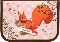 Купить Tiger Family Пенал Nature Quest Collection цвет оранжевый, Пеналы