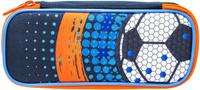 Купить Tiger Family Пенал Schollar Collection цвет синий оранжевый, Пеналы