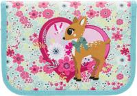 Купить Tiger Family Пенал Compact Collection цвет розовый, Пеналы
