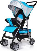 Купить Baby Care Коляска прогулочная Shopper цвет светло-синий, Коляски