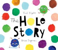 Купить The Hole Story, Зарубежная литература для детей