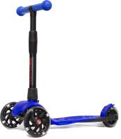 Купить Детский самокат Buggy Boom Alfa Model , трехколесный, цвет: синий 51, Самокаты
