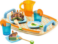 Купить Djeco Игровой набор Чайная вечеринка у Габи, Сюжетно-ролевые игрушки