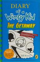 Купить Diary of a Wimpy Kid 12: The Getaway, Зарубежная литература для детей