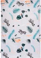 Купить Leokid Плед детский Tropical Friends 72 х 102 см, Пледы и покрывала