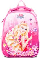 Купить Hatber Ранец школьный Ergonomic Барби, Ранцы и рюкзаки