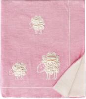 Купить Eagle Плед детский Wolly цвет розовый 85 х 110 см, Пледы и покрывала