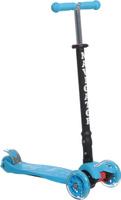 Купить Самокат детский Navigator , трехколесный, со светящимися колесами, с регулируемой ручкой, цвет: фиолетовый, Navigator., Самокаты