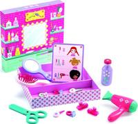 Купить Djeco Сюжетно-ролевая игра Парикмахерская, Сюжетно-ролевые игрушки