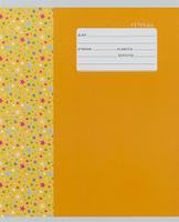 Купить Unnika Land Тетрадь Звездочки 18 листов в линейку цвет желтый, Тетради