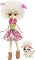 Купить Enchantimals Игровой набор с куклой Дополнительная кукла со зверюшкой FNH22_FNH25, Куклы и аксессуары