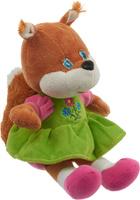 Купить Bradex Мягкая музыкальная игрушка Белка 4 см, Мягкие игрушки