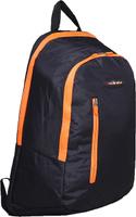 Купить Рюкзак детский Колорадо цвет черный оранжевый 1661104, NoName, Ранцы и рюкзаки