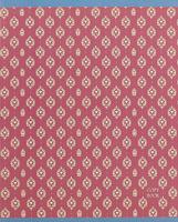Купить Unnika Land Тетрадь Однотонная с орнаментом цвет малиновый 48 листов в клетку, Тетради