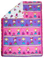 Купить Одеяло детское Mona Liza Принцессы , зимнее, 140 х 205 см, Одеяла