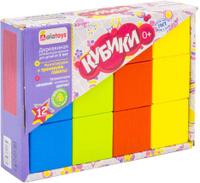 Купить Alatoys Набор кубиков НКБ1201, Развивающие игрушки