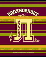 Купить BG Тетрадь Motivator 40 листов в линейку цвет коричнево-красный зеленый желтый 20468, Тетради