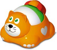 Купить Stellar Развивающая игрушка-покатушка Котошарик, Развивающие игрушки