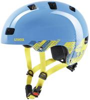 Купить Шлем защитный Uvex Kid 3 , цвет: синий. Размер S-M, Шлемы и защита