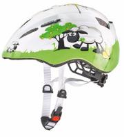 Купить Шлем защитный Uvex Kid 2 , цвет: зеленый. Размер XXXS-XXS, Шлемы и защита