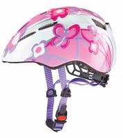 Купить Шлем защитный Uvex Kid 2 , цвет: розовый. Размер XXXXS-XXS, Шлемы и защита