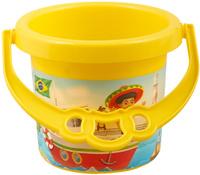 Купить Stellar Ведро Палитра Пираты Море Катер 0, 8 л, Игрушки для песочницы