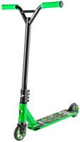 Купить Самокат трюковой FoxPro RAW-03 , цвет: зеленый, Самокаты