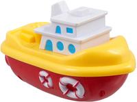 Купить Bampi Заводная игрушка Моторная лодка цвет белый, желтый, красный, Развлекательные игрушки