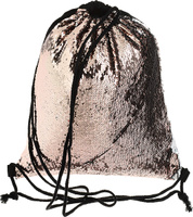 Купить TipTop Сумка с пайетками для сменной обуви и одежды Эмма цвет серебристый золотистый, Nibgbo Baige Bags Co., Ltd, Ранцы и рюкзаки