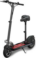 Купить Электросамокат HIPER RX120 , цвет: черный, красный, Самокаты