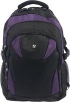 Купить Brauberg Рюкзак Пинк цвет черный фиолетовый, Ранцы и рюкзаки