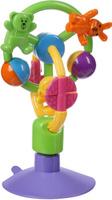 Купить Погремушка-карусель Mioshi Зверюшки на Карусели цвет фиолетовый зеленый желтый, Первые игрушки