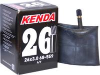 Купить Велокамера Kenda 26''x3.00, для Downhill, a/v, Колеса