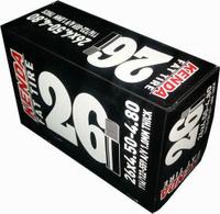 Купить Велокамера Kenda 26''x4.50- 4.80, для Фэт Байк, a/v, Колеса