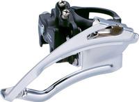 Купить Передний переключатель Microshift Marvo LT FD-M50, 44/32/22T, хомут 34, Переключатели скоростей