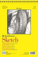 Купить Strathmore Альбом для зарисовок 300 Series 100 листов формат A4, Бумага и картон