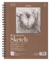 Купить Strathmore Альбом для зарисовок 400 Series 100 листов формат A4, Бумага и картон