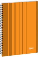 Купить Attache Тетрадь Сoncept 120 листов в клетку формат А4 цвет оранжевый, Тетради