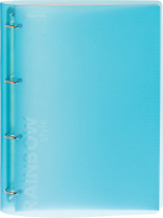 Купить Attache Тетрадь Rainbow Style 120 листов А4 цвет голубой, Тетради