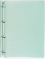 Купить Attache Тетрадь Rainbow Style 120 листов А4 цвет зеленый, Тетради