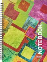 Купить Attache Тетрадь Imagination 80 листов в клетку А4 цвет разноцветный, Тетради